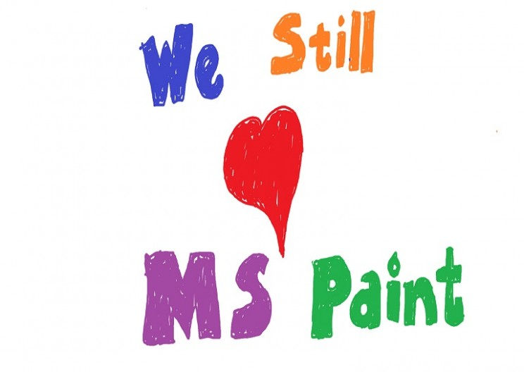 Microsoft Paint Is Moving Over to the Windows Store and Not to the Abyss