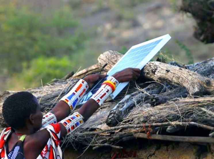 Maasai women have turned into solar warriors thanks to Green Energy