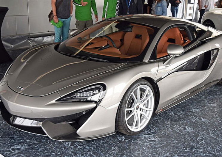 The Most Affordable McLaren Yet Seeks to Double the Company's Sales