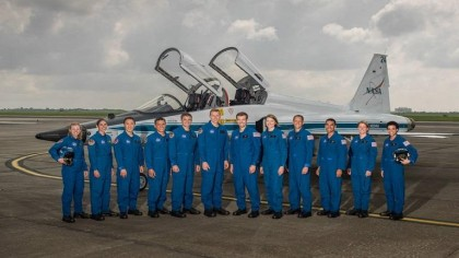 NASA Selects 12 New Astronauts for Class of 2017