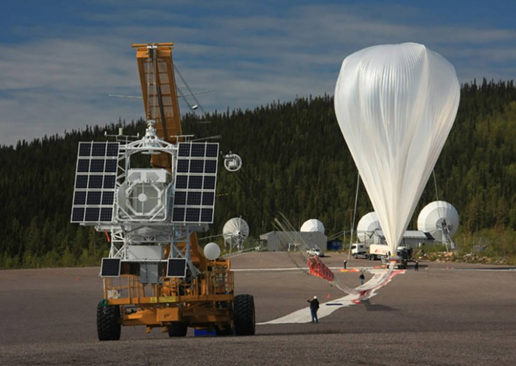 NASA Needs Students to Experience the Edge of Space Balloon Flight