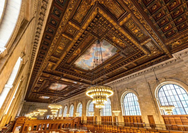 NY Public Library Reopens its Stunning Reading Room After a Two-Year Renovation