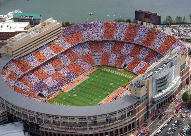 Top 10 Largest Stadiums In the World by Capacity