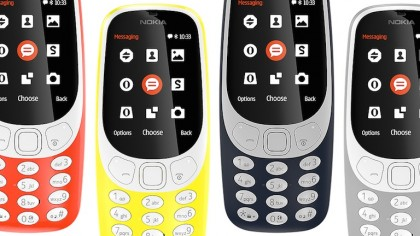 The New Nokia 3310 Is Officially Back and So Is the Snake!