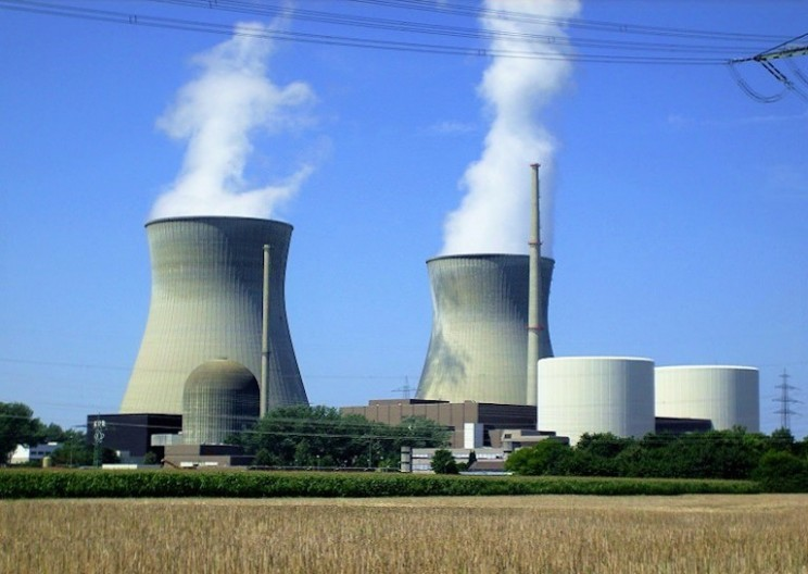 German Nuclear Power Plant Infected by Computer Virus