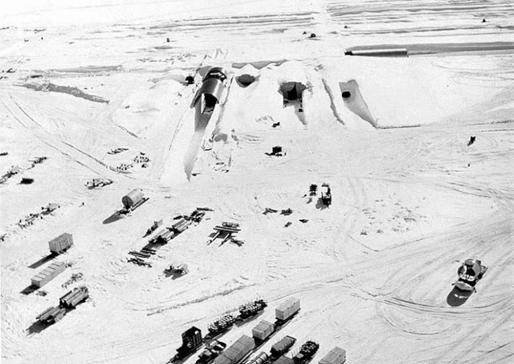 Camp Century: US Army's Mysterious Cold War Base Buried Under the Ice