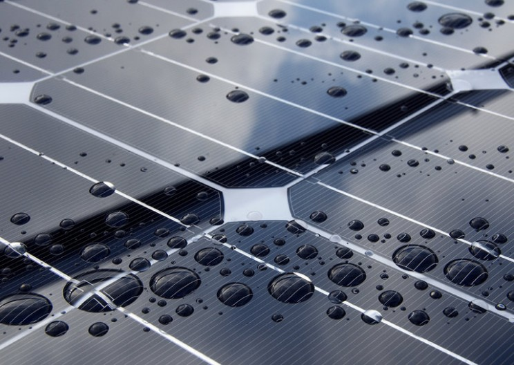 Solar Cells that Could Generate Energy from Rain