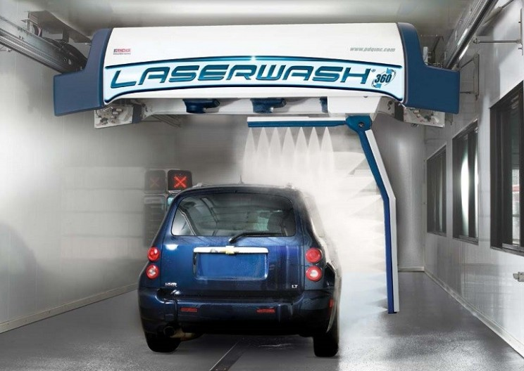 Autonomous Car Wash Systems Can Now Be Hacked to Destroy Vehicles
