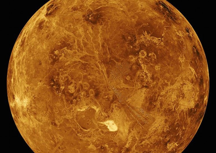NASA's New Electronics Can Survive Long Venus Surface Missions