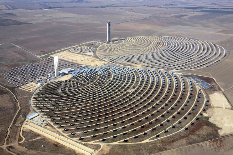 Top 10 Solar Power Plants in the World