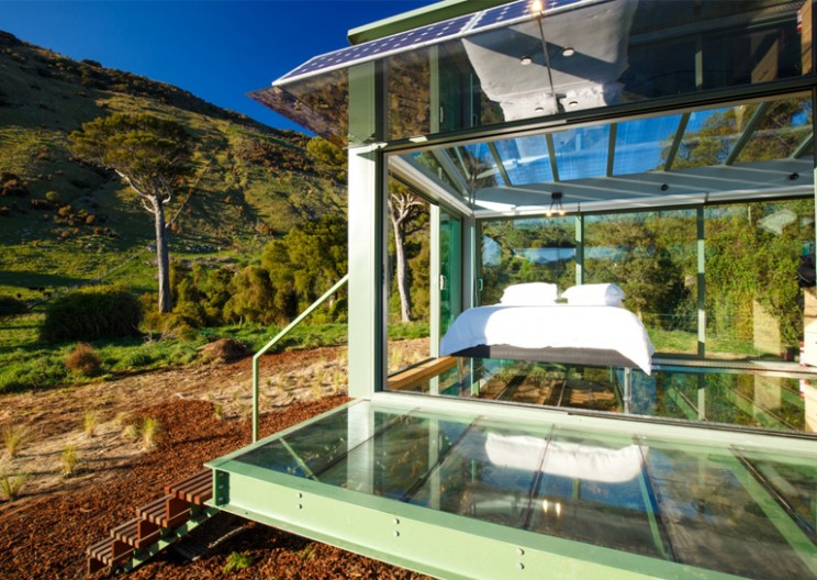 Sleeping Under the Stars in Luxury with PurePod