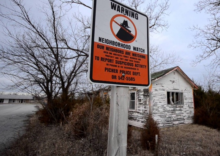 Check Out This Eerie Toxic Ghost Town in Oklahoma