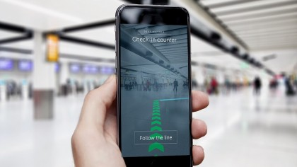 Gatwick Airport Uses Augmented Reality to Help Catching Flights