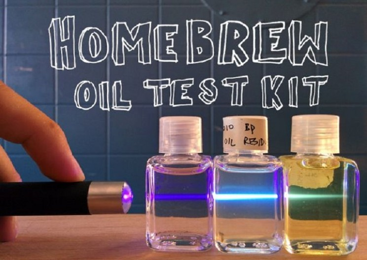 Build your own Pollution Testing Kit!