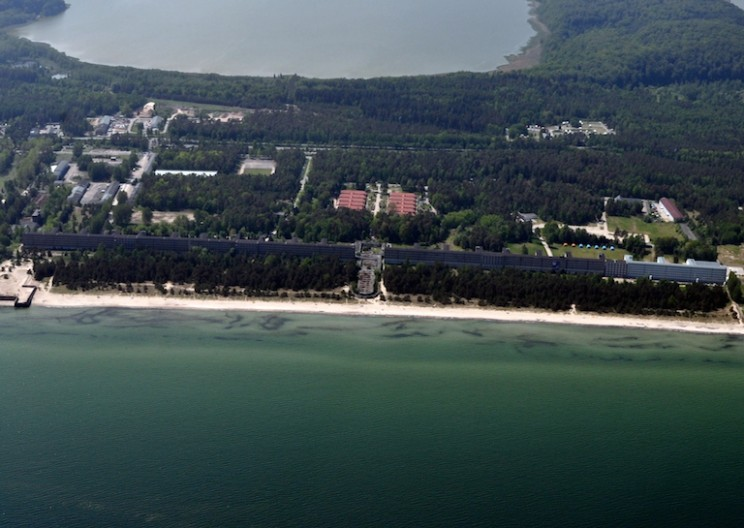 Vacancy at Prora Resort: 10,000 Hotel Rooms that Have Never Been Filled