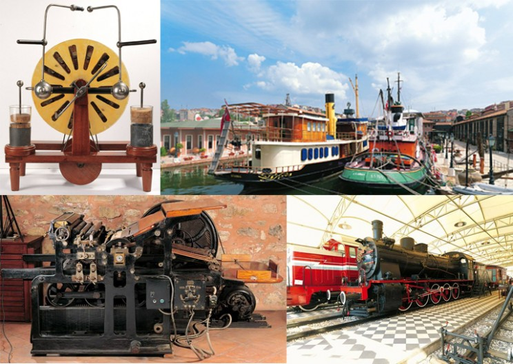 Rahmi Koc Museum: a Daily Journey Into Industrial Legacy For Engineers