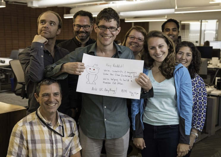 Scientists and Engineers from Zuckerberg's Organization Answer Questions on Reddit