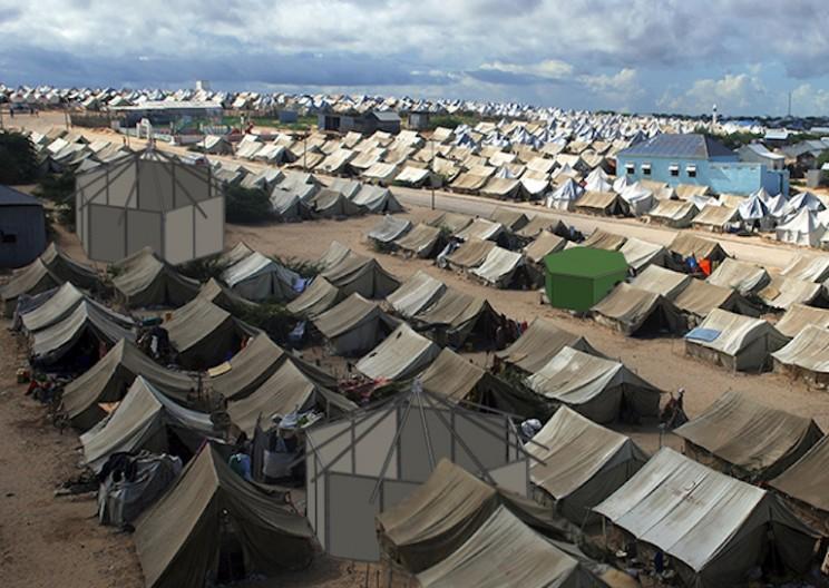 Engineering Team Seeks to Help Solve the Growing Refugee Crisis