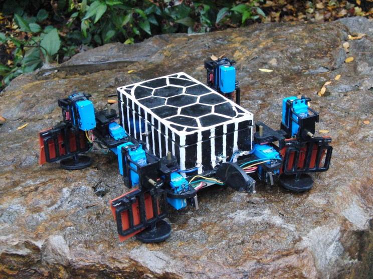 Robo Terp: New Amphibious Robot