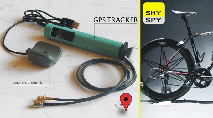 SHYSPY Tracking device