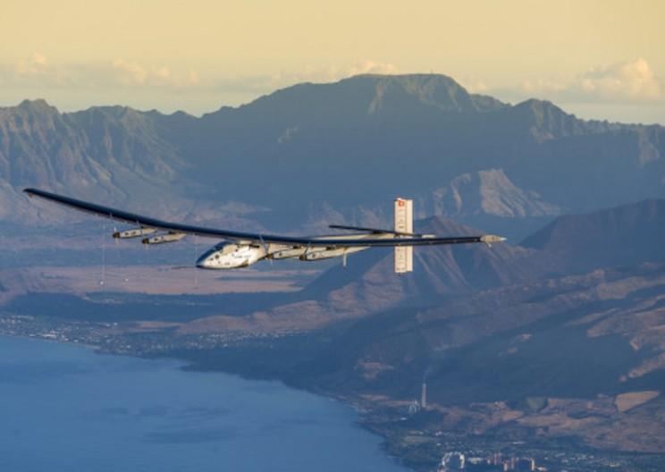 Solar Impulse 2 Continuing Round the World Trip