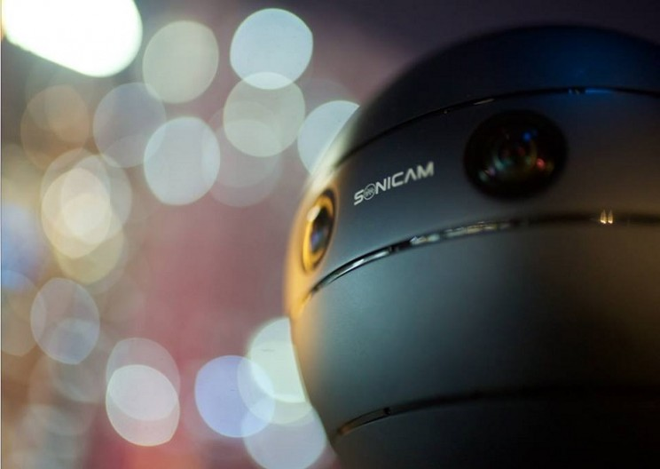 Meet SONICAM: The World's First Affordable 3D Virtual Reality Camera