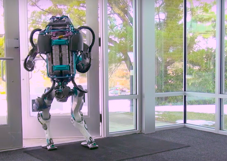Robots could soon take over the world