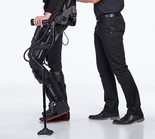 3D Printing Offers Paraplegics New Hope to Walk Again