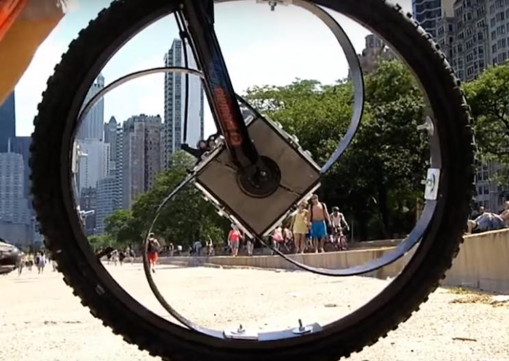ShockWheel: A Revolutionary Wheel Technology With Bow-Spokes