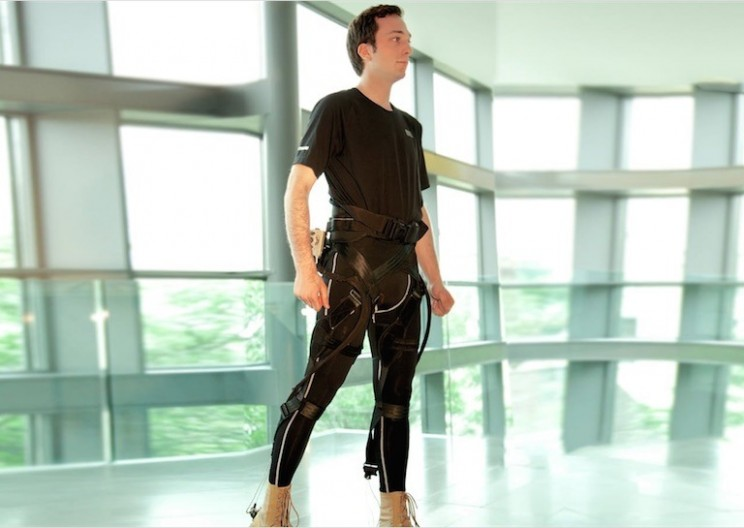 New Assistive Soft Exosuit Makes Walking 23% Easier