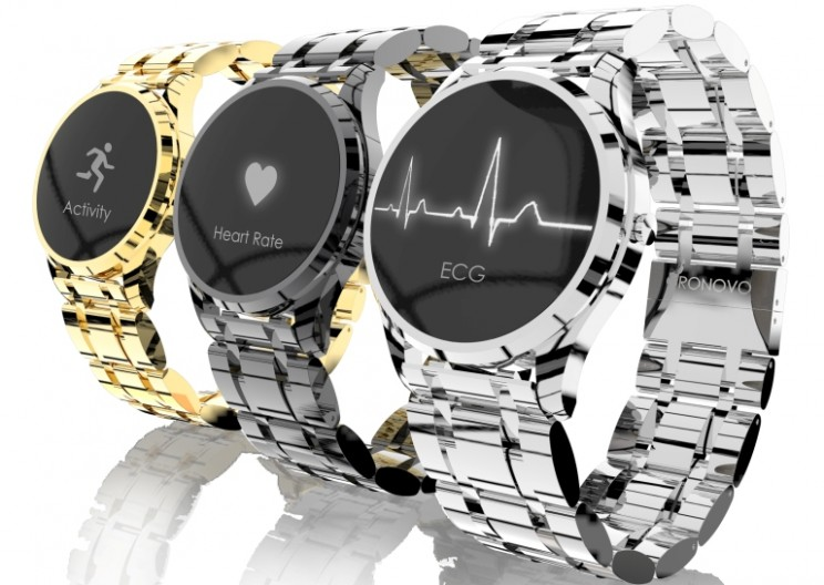 Affordable and Stylish Smartwatch Changes the Health Tracking Game