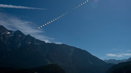 Some of the Most Breathtaking Footages From Yesterday's Total Solar Eclipse