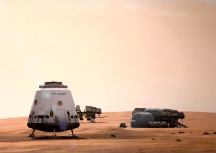 SpaceX is Preparing for a Mission to Colonize Mars by 2026
