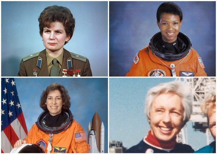 Beyond Sally Ride: Women of the World's Space Programs
