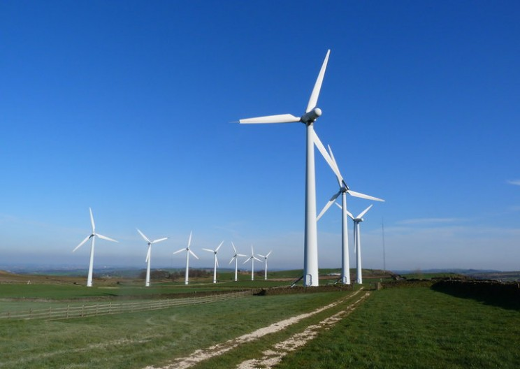 Europe's largest onshore wind farms