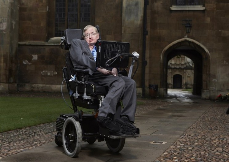 Stephen Hawking's $100 Million Plan to Find Extraterrestrial Life