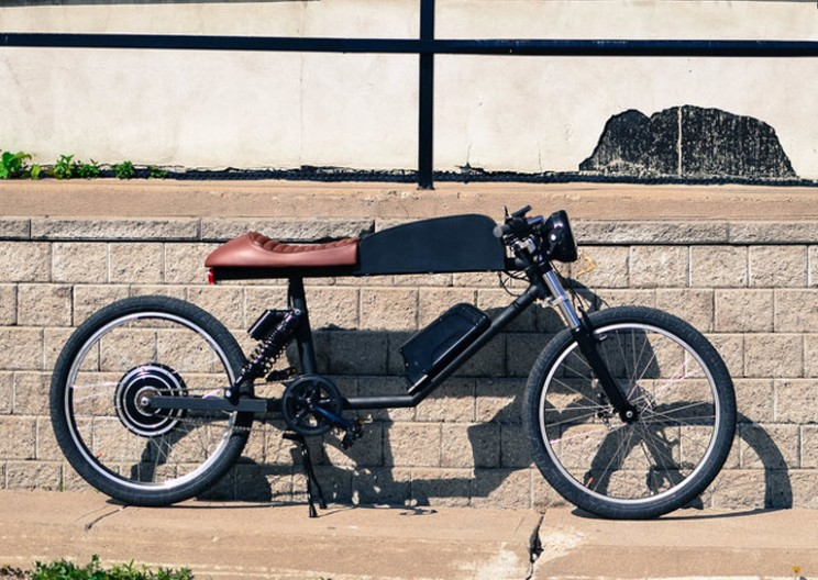 Hipsters Will Love This Old-School Tempus Electric Bike