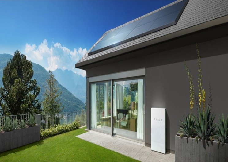 Elon Musk Announced That Tesla's Solar Roof Is Now up for Sale