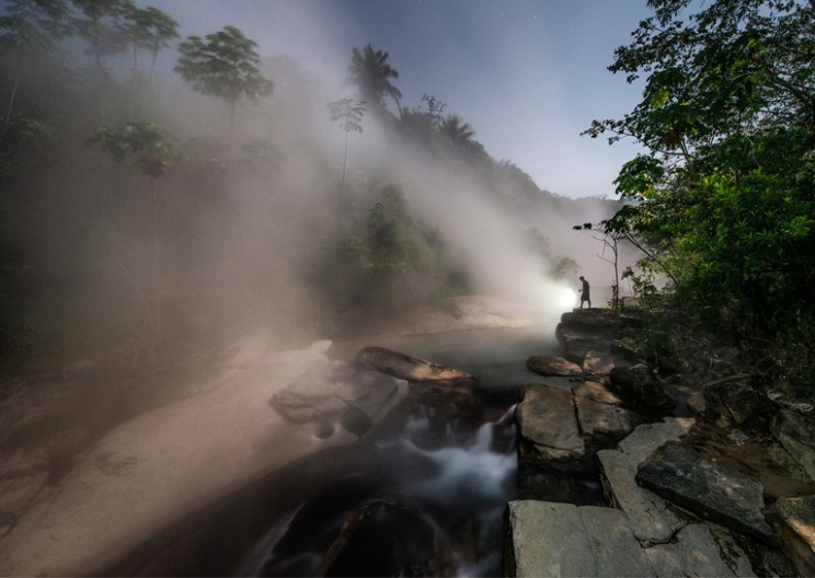 Bioengineer Found a Boiling River in the Depths of the Amazon