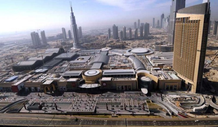The Dubai Mall: The biggest and most elaborate shopping mall in the world