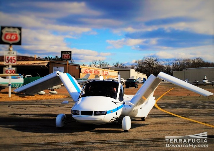 FAA Approves Flying Car Prototype