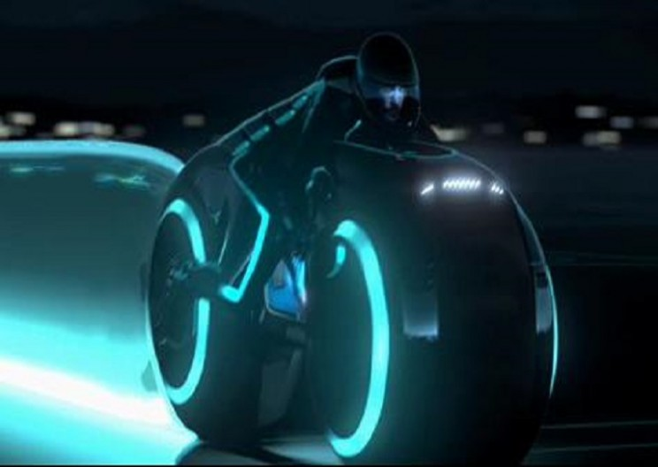 You Can Now Ride Your Very Own 'Tron' Light Cycle