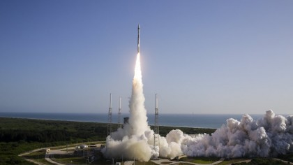 Spy Satellite Just Launched with Secret Payload