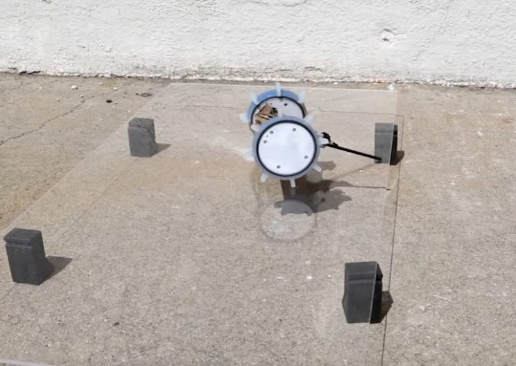 Meet PUFFER : NASA's Tiny Foldable Robot Created for Future Missions