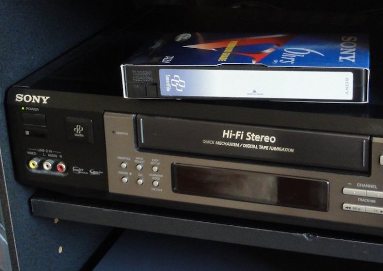 Goodbye VCRs: Last VCR Being Manufactured This Month