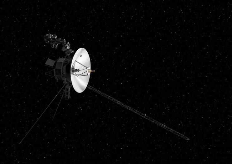 NASA Will Beam One Lucky Person's Tweet Into Interstellar Space