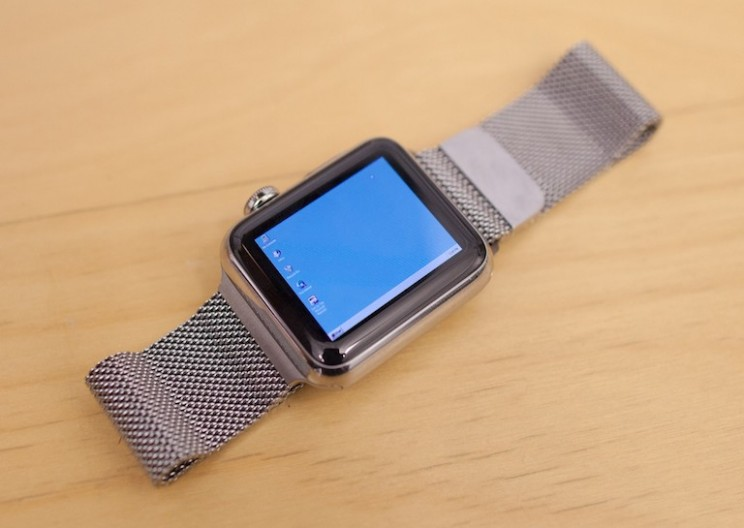Programmer Installed Windows 95 on an Apple Watch