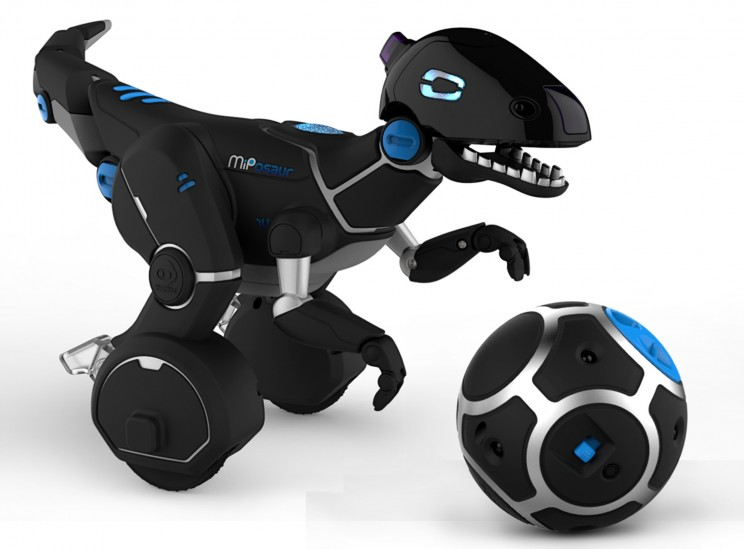 WowWee - A Small Canadian R & D Company Brings Cutting Edge Technology to Toys.
