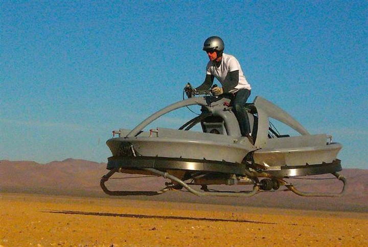 Star Wars hover bike to go on sale in 2017