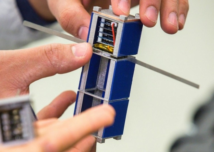 Send your Own Satellite to Space for Just $1000